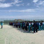 中学生の練習会